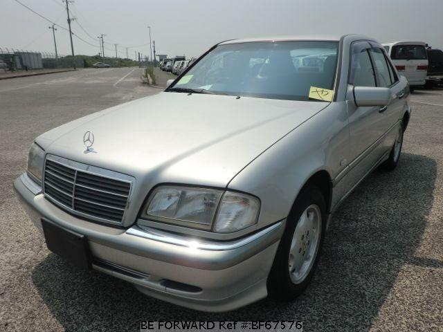 Used 1998 MERCEDES-BENZ C-CLASS BF67576 for Sale