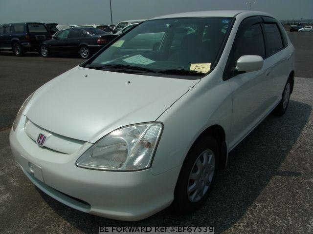 Used 2001 HONDA CIVIC BF67539 for Sale
