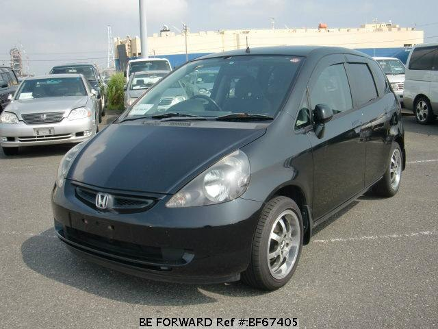 Used 2003 HONDA FIT BF67405 for Sale
