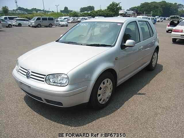 Used 1999 VOLKSWAGEN GOLF BF67350 for Sale