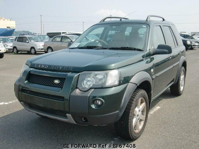 Used 2004 LAND ROVER FREELANDER BF67408 for Sale