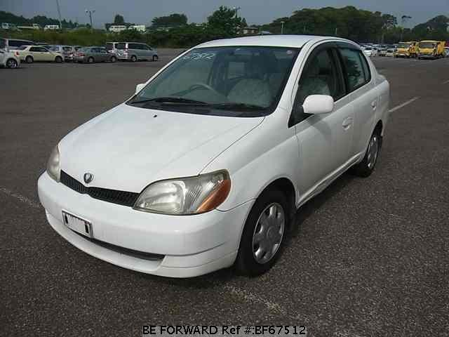 Used 1999 TOYOTA PLATZ BF67512 for Sale