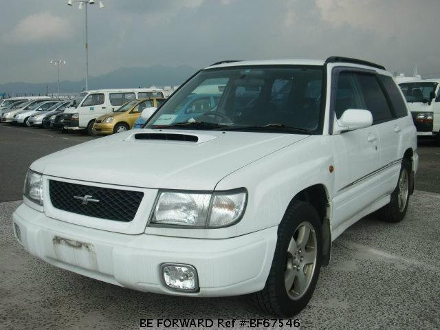 Used 1999 SUBARU FORESTER BF67546 for Sale