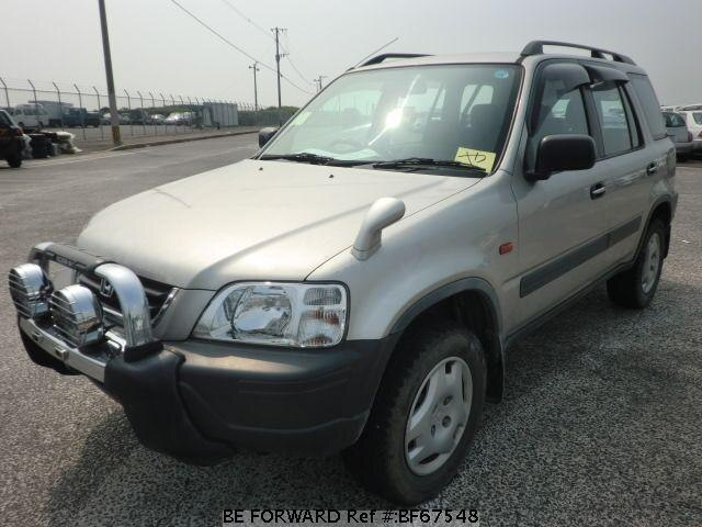 Used 1996 HONDA CR-V BF67548 for Sale