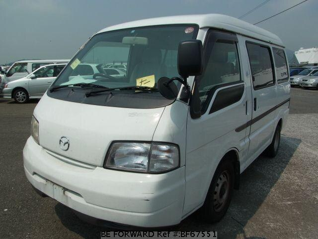 Used 2001 MAZDA BONGO VAN BF67551 for Sale