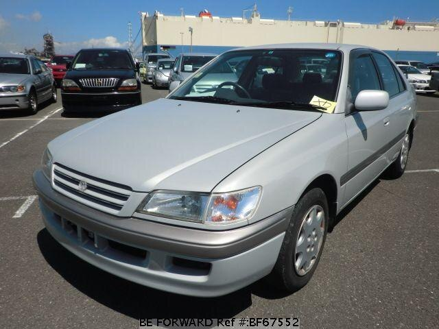 Used 1997 TOYOTA CORONA PREMIO BF67552 for Sale