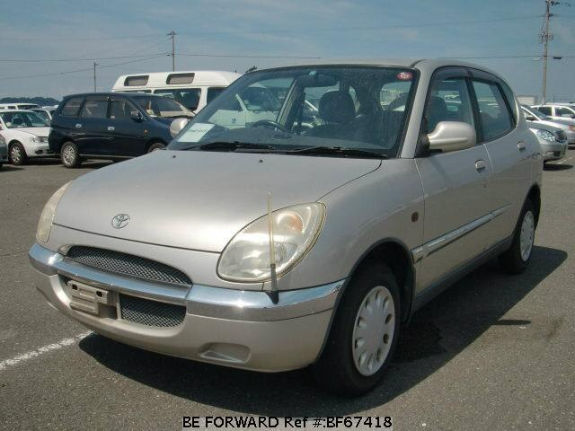 Used 1999 TOYOTA DUET BF67418 for Sale