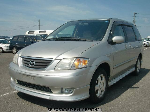 Used 2001 MAZDA MPV BF67421 for Sale