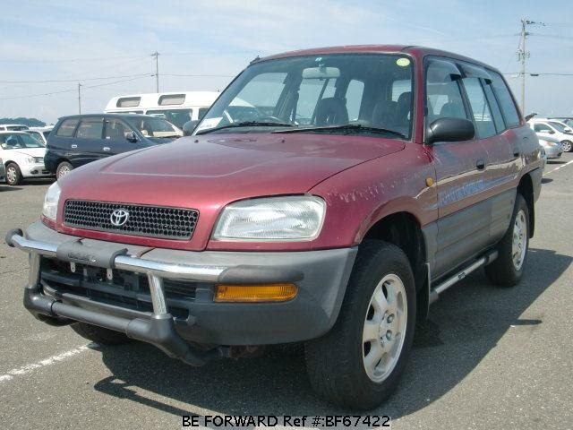 Used 1996 TOYOTA RAV4 BF67422 for Sale