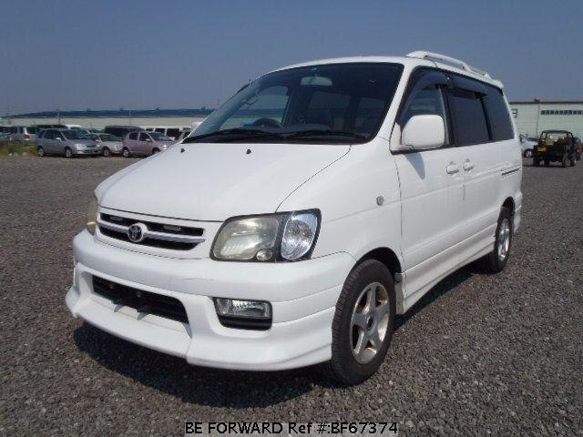 Used 1999 TOYOTA TOWNACE NOAH BF67374 for Sale