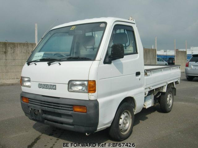 Used 1998 SUZUKI CARRY TRUCK BF67426 for Sale