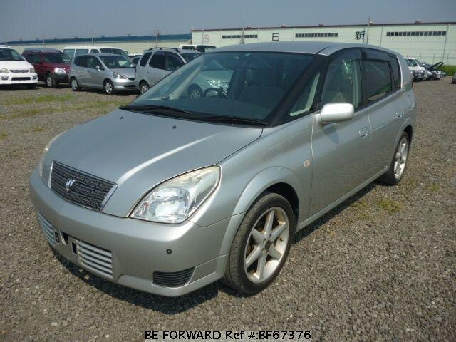 Used 2003 TOYOTA OPA BF67376 for Sale