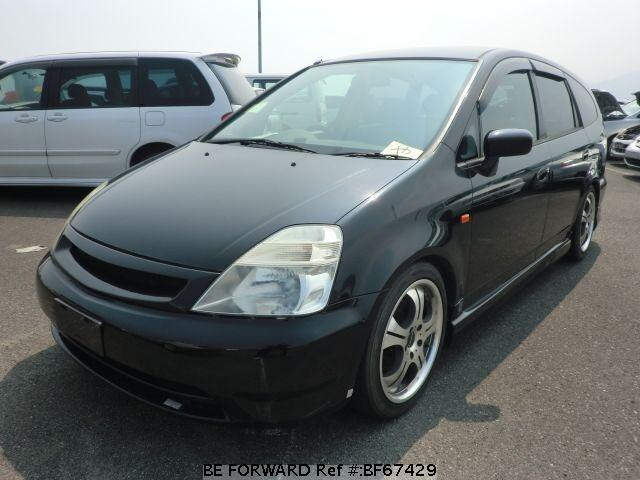 Used 2001 HONDA STREAM BF67429 for Sale