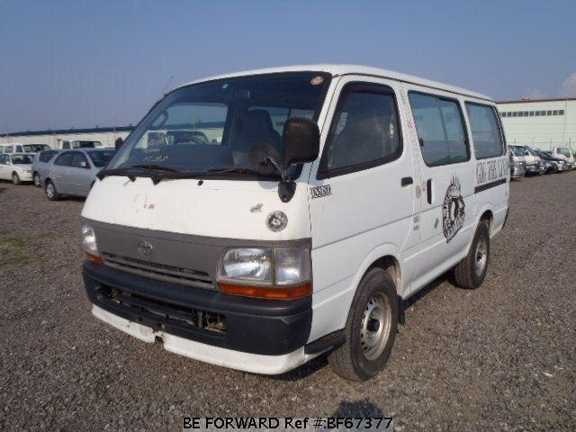 Used 1997 TOYOTA HIACE VAN BF67377 for Sale