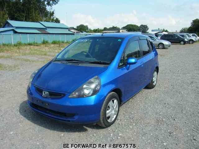 Used 2003 HONDA FIT BF67578 for Sale