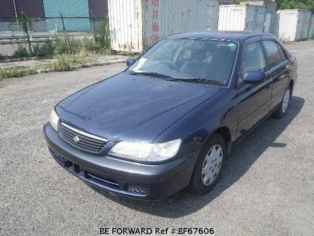 Used 1998 TOYOTA CORONA PREMIO BF67606 for Sale