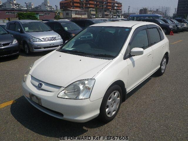 Used 2001 HONDA CIVIC BF67608 for Sale