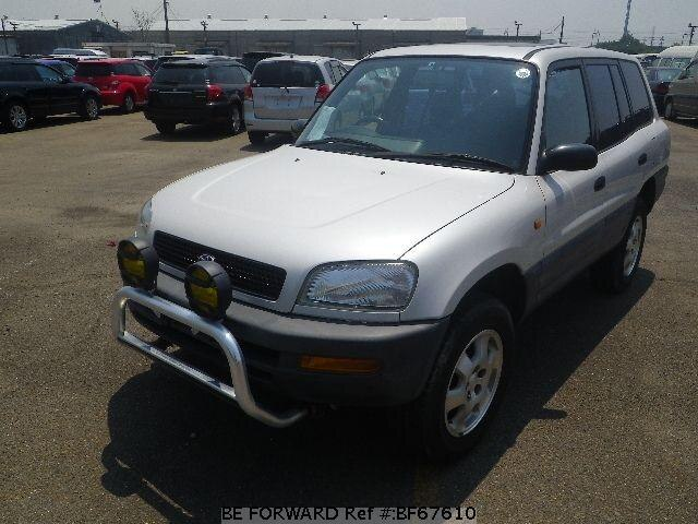 Used 1995 TOYOTA RAV4 BF67610 for Sale
