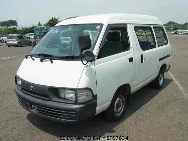 Used 1996 TOYOTA TOWNACE VAN BF67634 for Sale