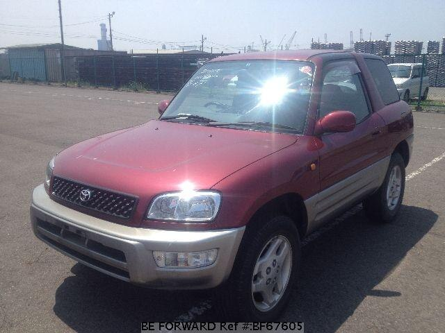 Used 1998 TOYOTA RAV4 BF67605 for Sale