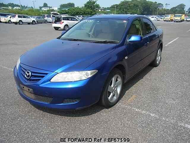 Used 2002 MAZDA ATENZA BF67599 for Sale