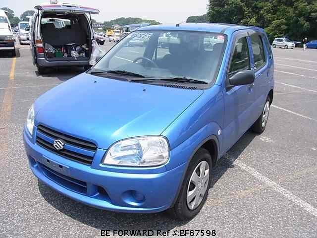 Used 2003 SUZUKI SWIFT BF67598 for Sale