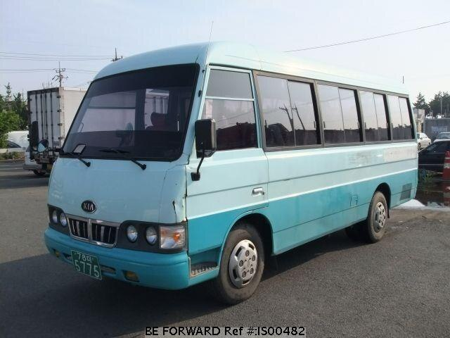 Used 1996 KIA COMBI BUS BF72261 for Sale