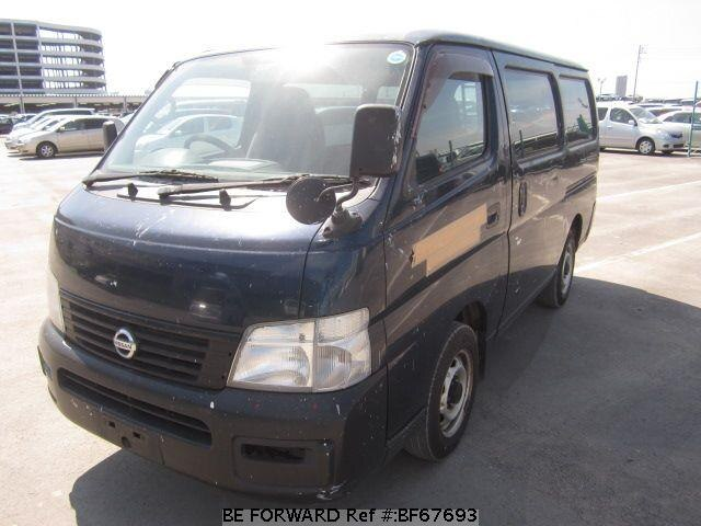 Used 2001 NISSAN CARAVAN VAN BF67693 for Sale
