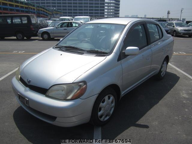Used 2000 TOYOTA PLATZ BF67694 for Sale