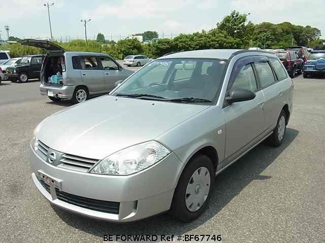 Used 2003 NISSAN WINGROAD BF67746 for Sale