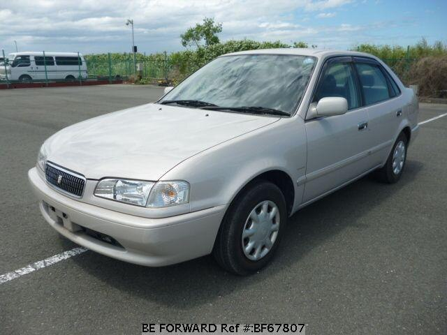 Used 1999 TOYOTA SPRINTER SEDAN BF67807 for Sale