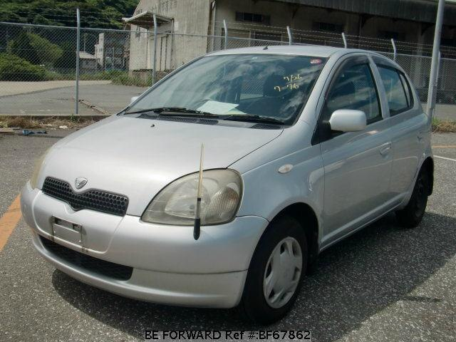 Used 1999 TOYOTA VITZ BF67862 for Sale