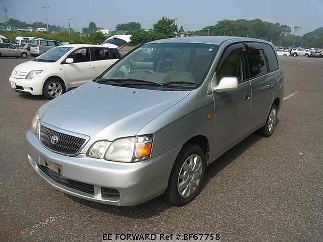 Used 2001 TOYOTA GAIA BF67758 for Sale