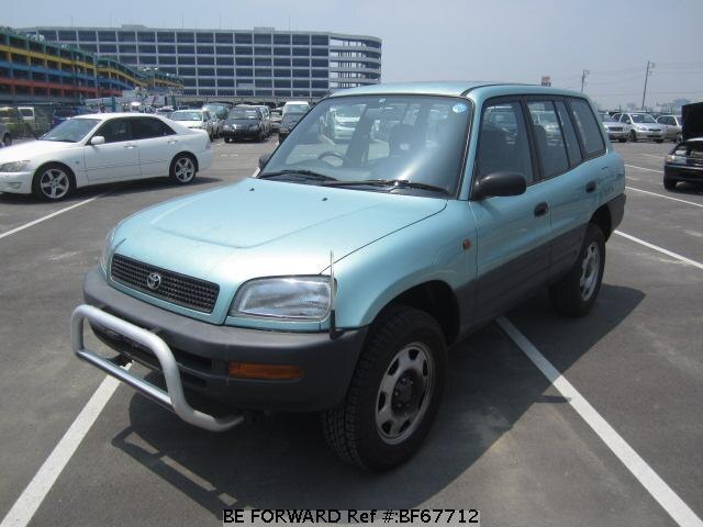 Used 1995 TOYOTA RAV4 BF67712 for Sale