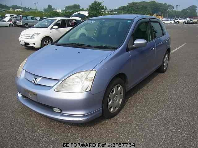 Used 2001 HONDA CIVIC BF67764 for Sale