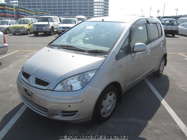 Used 2003 MITSUBISHI COLT BF67653 for Sale