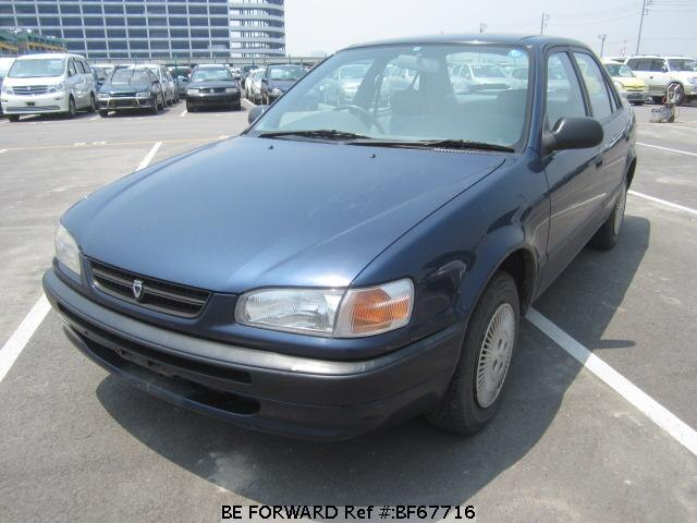 Used 1995 TOYOTA COROLLA SEDAN BF67716 for Sale