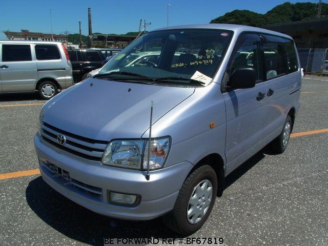 Used 1998 TOYOTA TOWNACE NOAH BF67819 for Sale