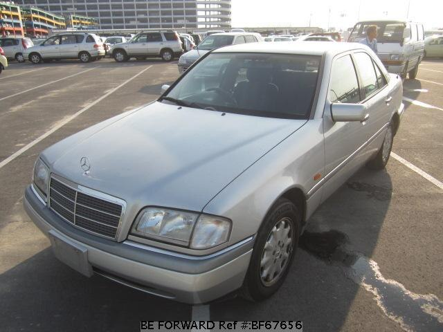 Used 1995 MERCEDES-BENZ C-CLASS BF67656 for Sale