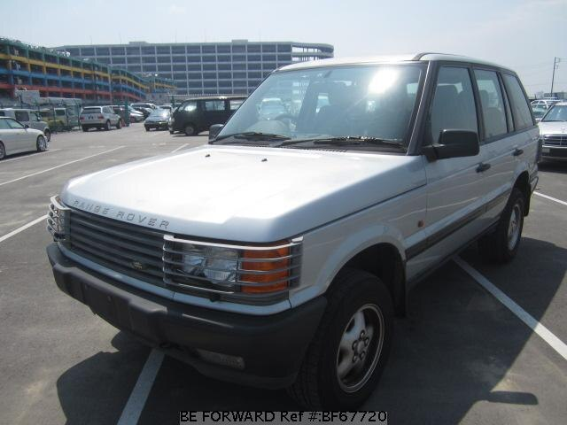 Used 1997 LAND ROVER RANGE ROVER BF67720 for Sale