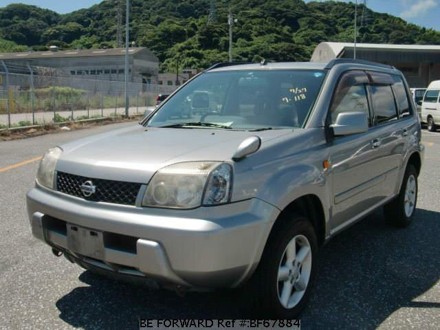 Used 2001 NISSAN X-TRAIL BF67884 for Sale