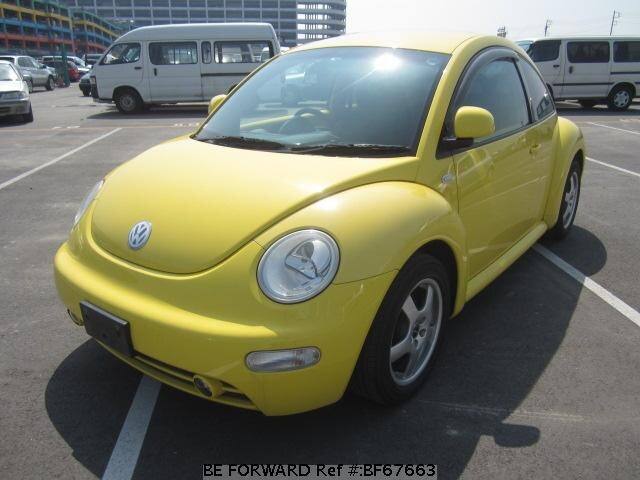 Used 2001 VOLKSWAGEN NEW BEETLE BF67663 for Sale