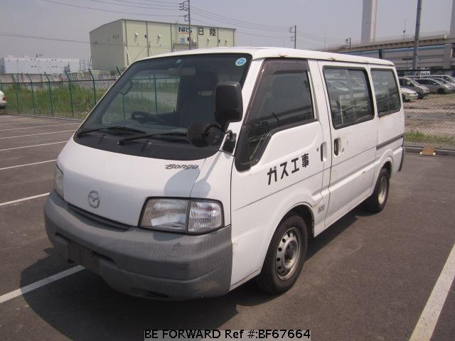 Used 2003 MAZDA BONGO VAN BF67664 for Sale