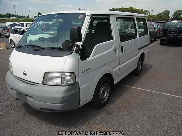 Used 2001 NISSAN VANETTE VAN BF67776 for Sale