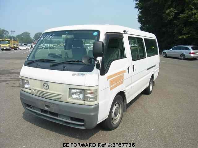 Used 2003 MAZDA BONGO BRAWNY VAN BF67736 for Sale