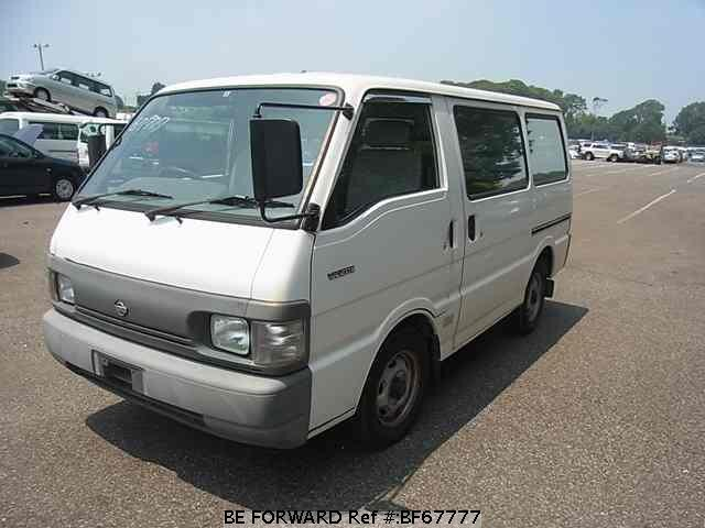 Used 1997 NISSAN VANETTE VAN BF67777 for Sale