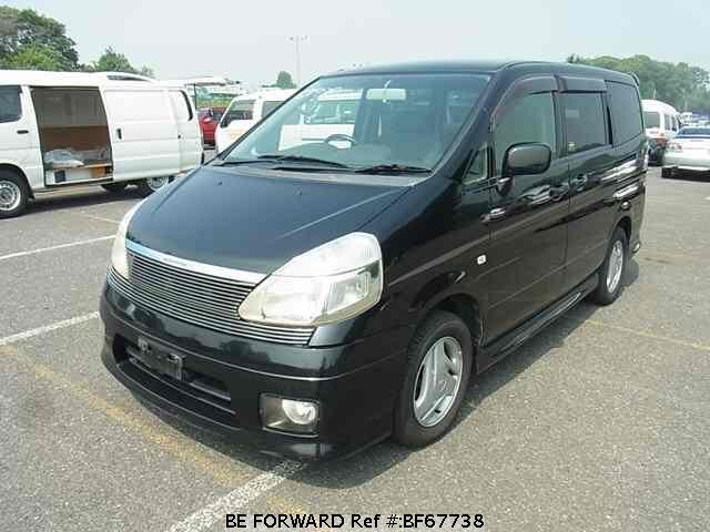 Used 1999 NISSAN SERENA BF67738 for Sale