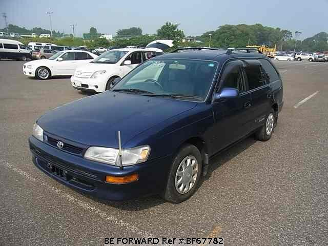 Used 1997 TOYOTA COROLLA TOURING WAGON BF67782 for Sale