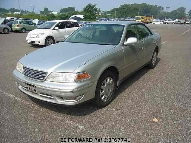 Used 1998 TOYOTA MARK II BF67741 for Sale