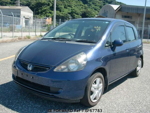 Used 2003 HONDA FIT BF67783 for Sale